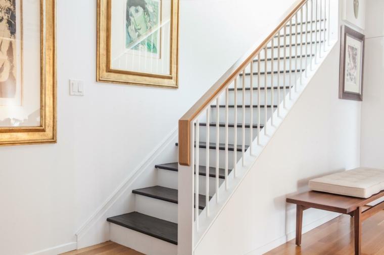 Foyer Flooring Zip Code : Escaleras modernas de interior cómo elegir las