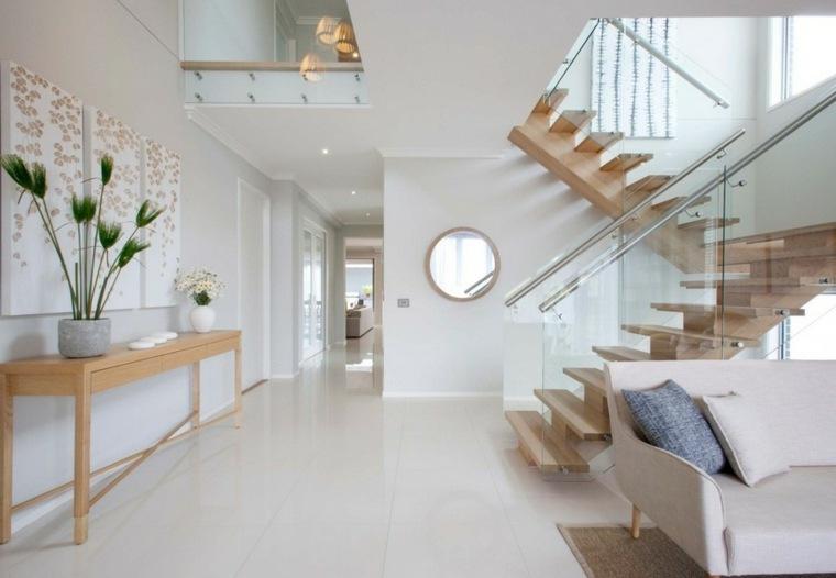 Escaleras modernas de estilo minimalista menos es m s for Diseno de escaleras interiores minimalistas