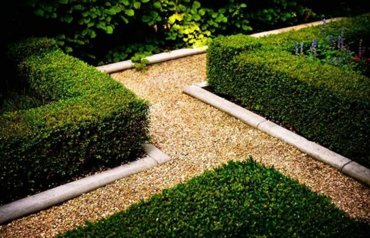 Seto o cerca verde por qu este tipo de vallado a n - Setos de jardin ...
