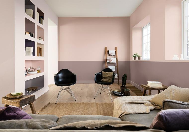 paleta de colores para decorar interiores