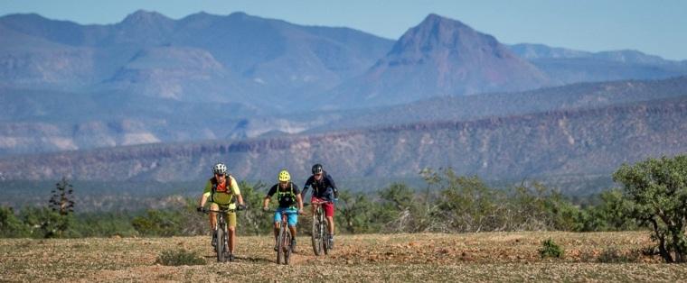 senderos para bicis de montaña por Mexico