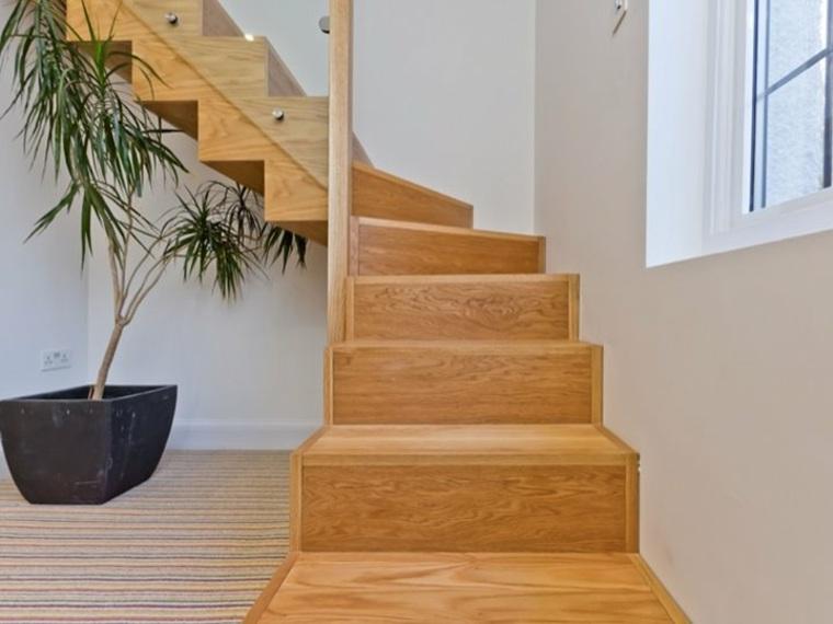 escaleras minimalistas para cada espacio