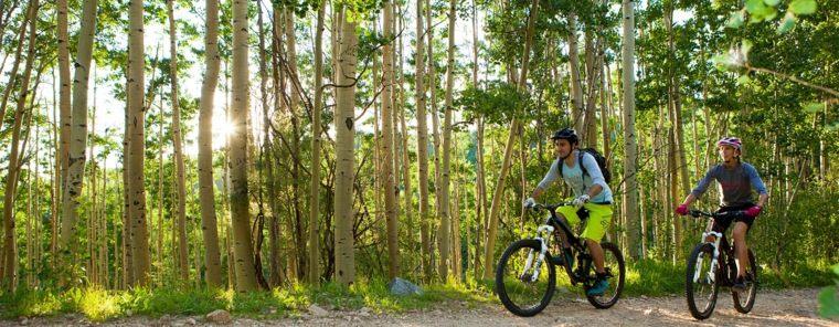 senderos para bicicletas por Mexico