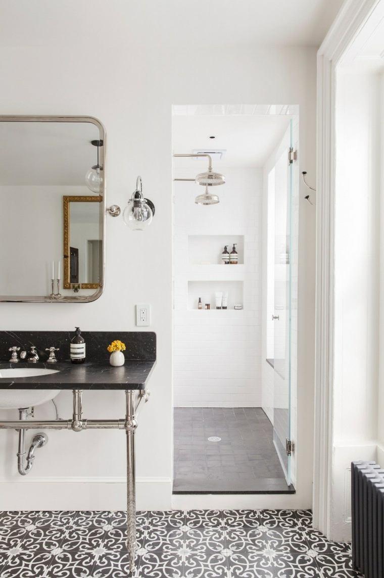 diseño de cuarto de baño estupendo