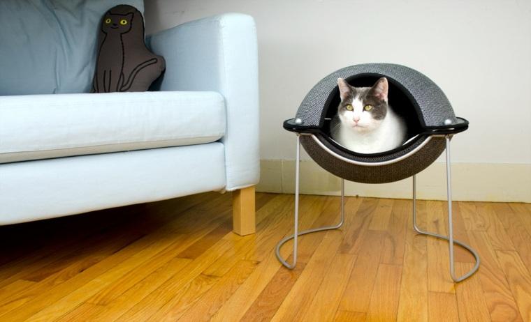 camas para gatos-modernas-originales