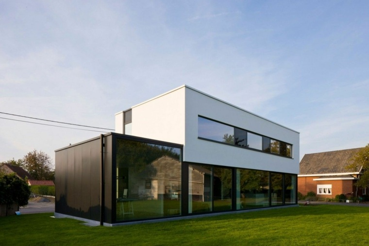 diseño de fachada de casa