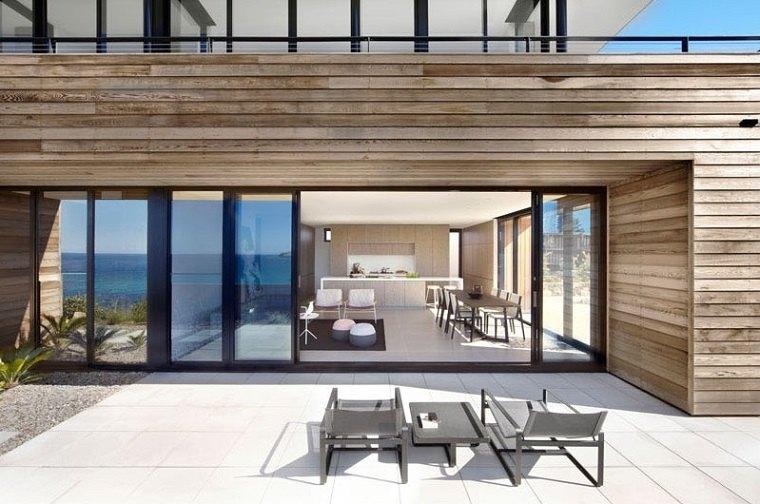 casas bonitas diseño dos niveles