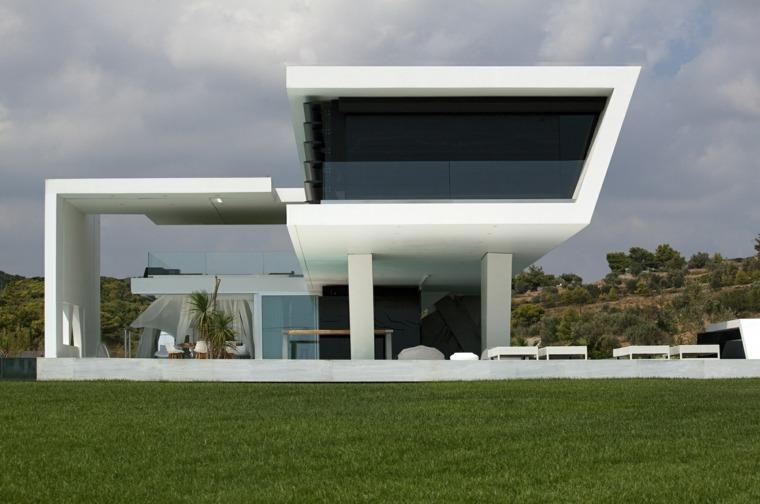 diseños de fachadas modernas