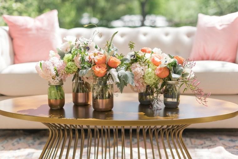 centros de mesa para baby shower mesa-flores-ideas