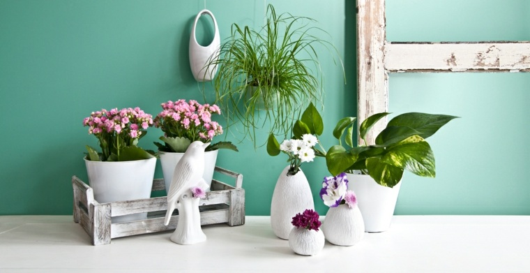 chimeneas minimalistas-decoradas-primavera