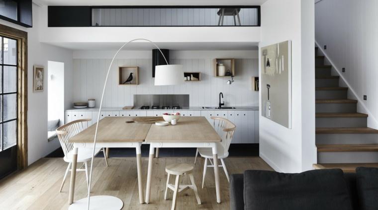 cocina-comedor-opciones-diseno-paredes-blancas
