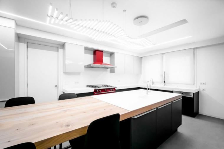 cocina-muebles-ideas-estilo-moderno