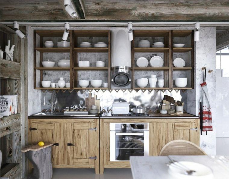 cocina-rustica-de-madera