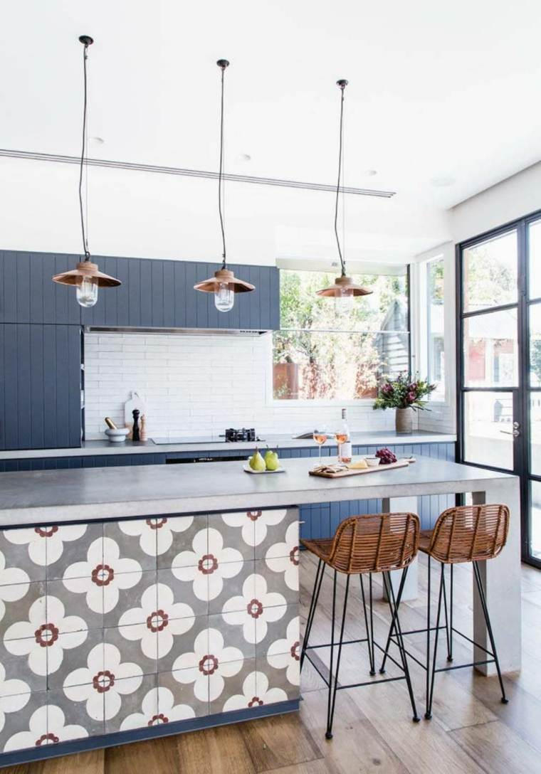 Tendencias 2018 en interiorismo descubre estas fabulosas - Tendencias cocinas 2018 ...