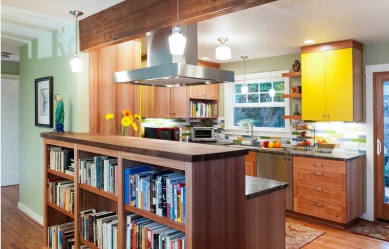 cocinas abiertas-ideas