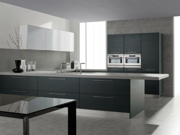 cocinas integrales de aluminio-interior
