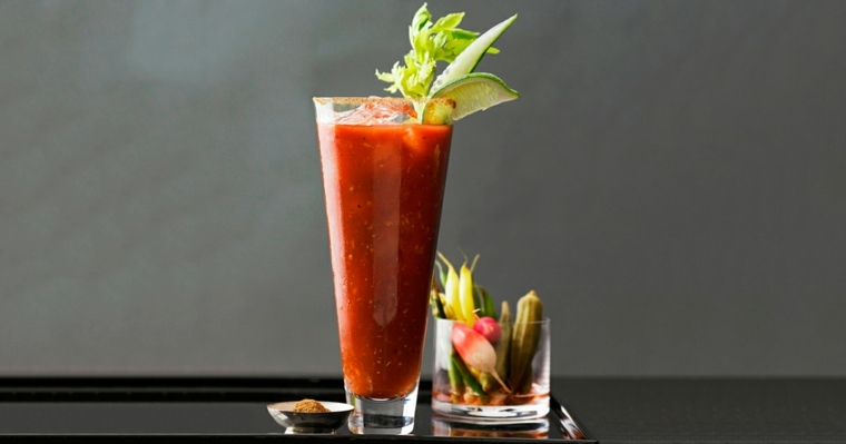 Coctel bloody mary una forma f cil de hacer en casa for Coctel bloody mary