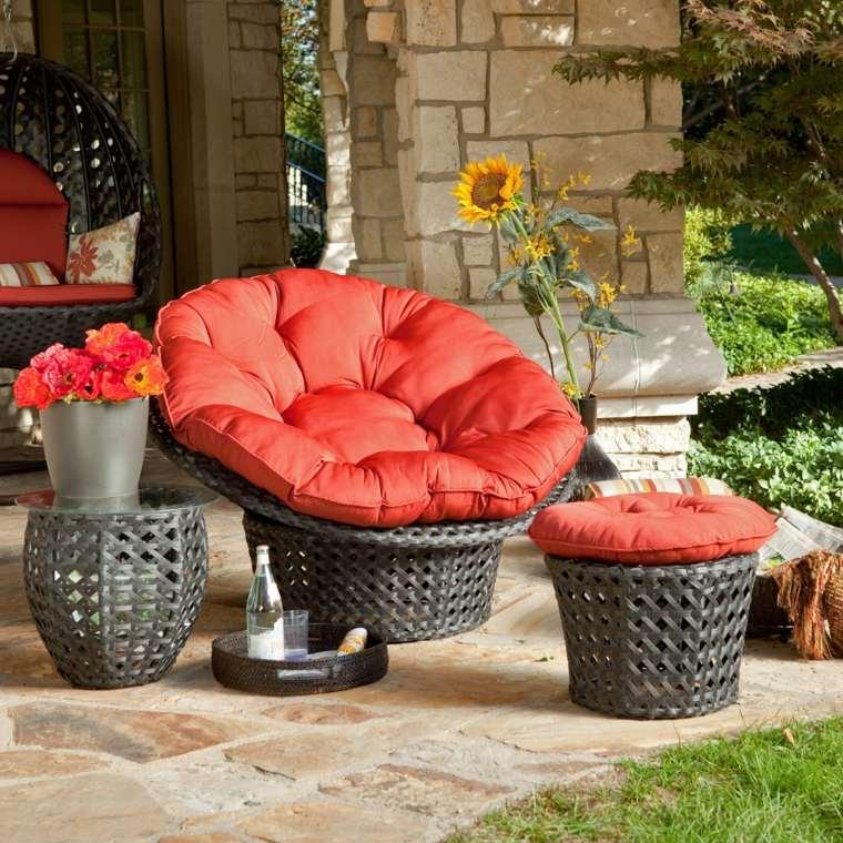 cojines decorativos para sofas-exterior