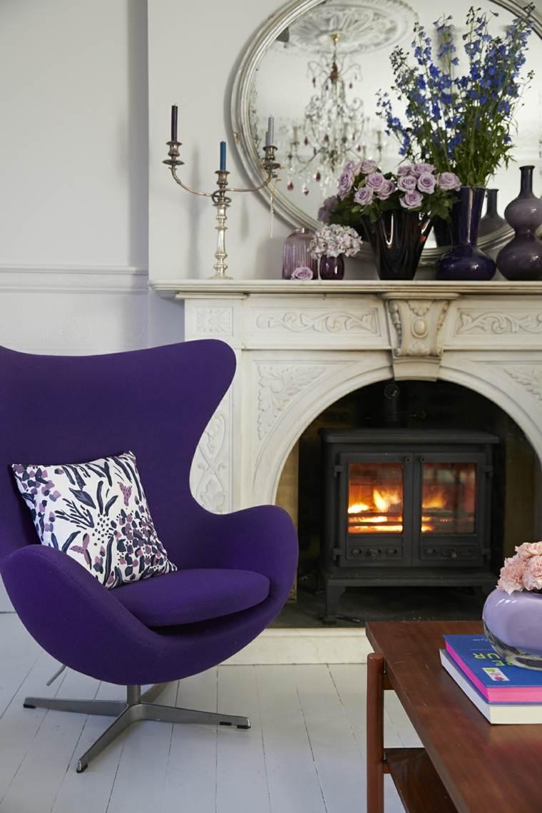 color violeta-ultravioleta-decoracion-elegante
