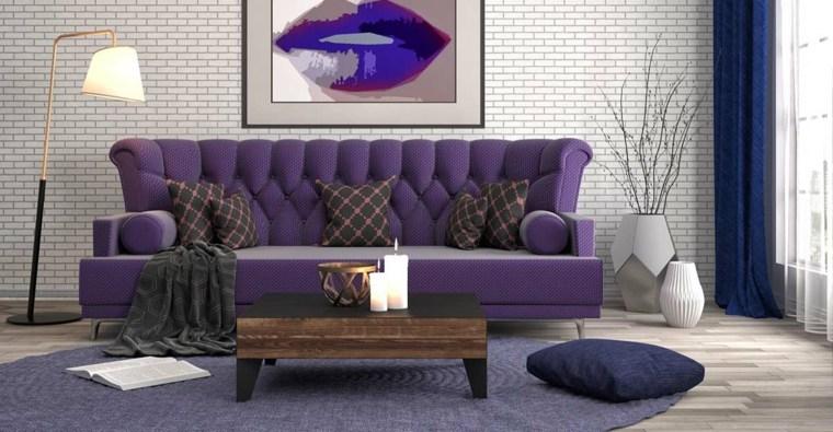 color violeta-ultravioleta-decoracion-interiores