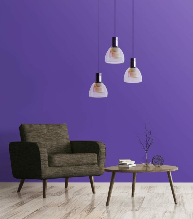 color violeta-ultravioleta-decoracion-paredes