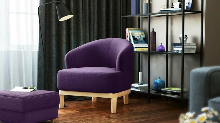 color violeta-ultravioleta-decorar-interior