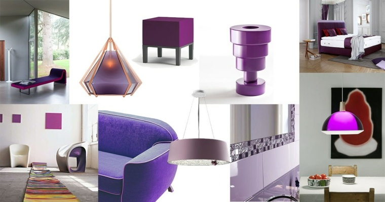 color violeta-ultravioleta-decorar-interiores-modernos