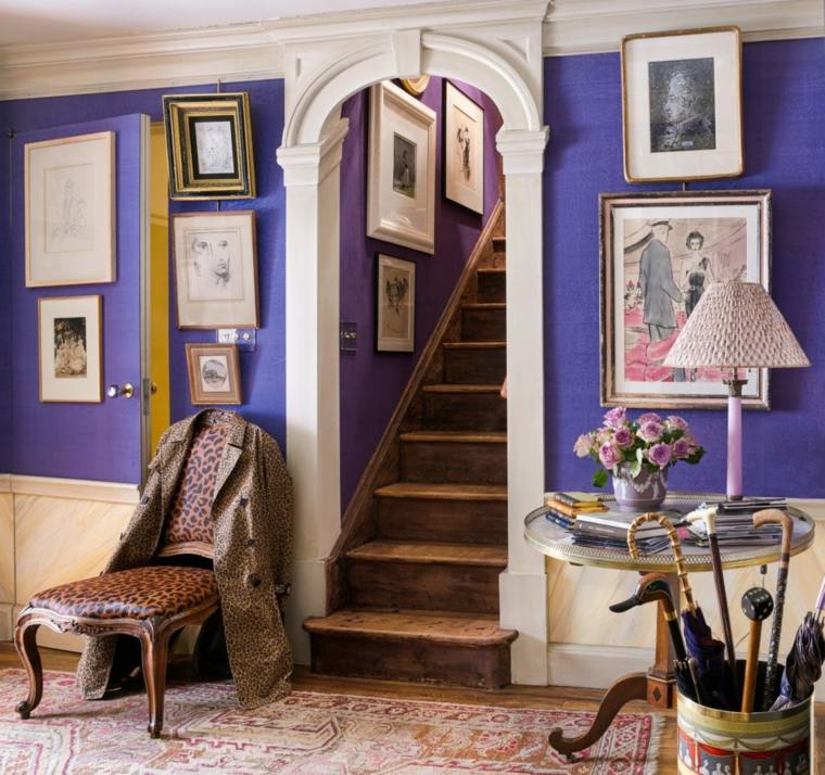 color violeta-ultravioleta-decorar-paredes