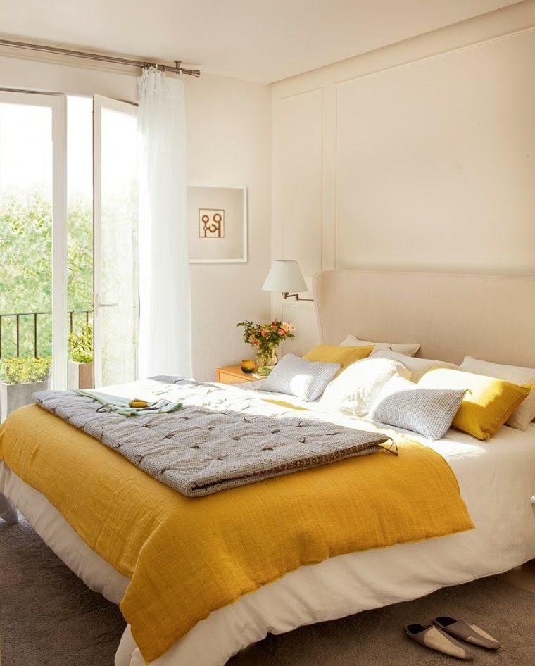 colores de dormitorios-amarillo