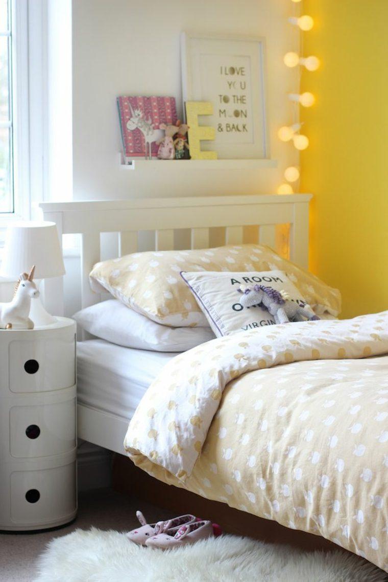colores de habitaciones-amarillo
