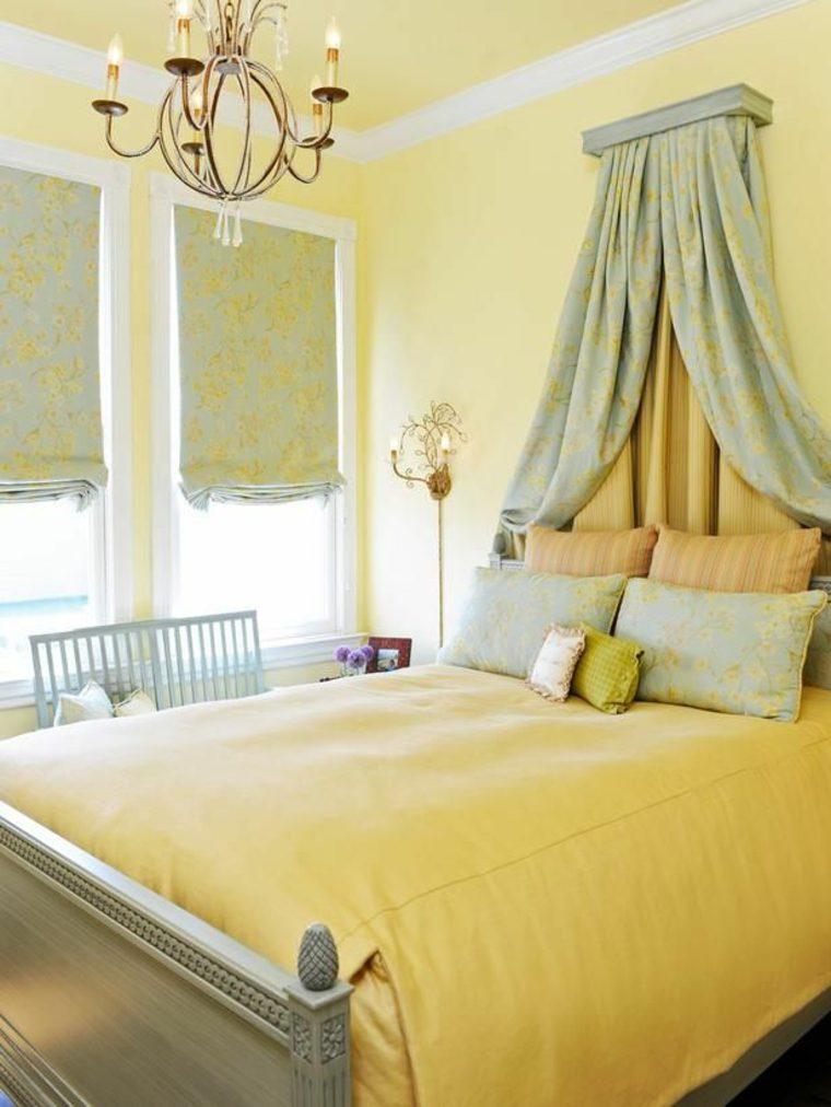 colores de habitaciones-color-amarillo