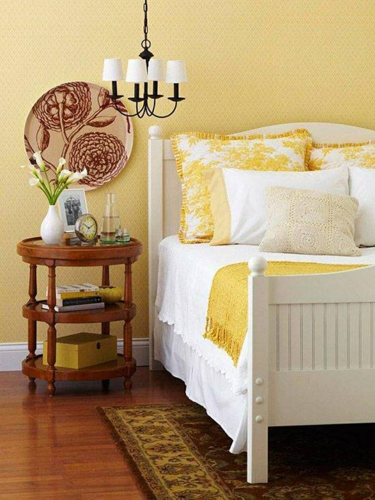 colores de habitaciones-modernas-amarillo