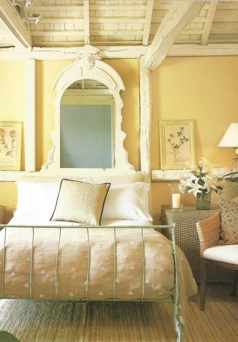 Colores De Habitaciones El Amarillo En Nuestro Interior