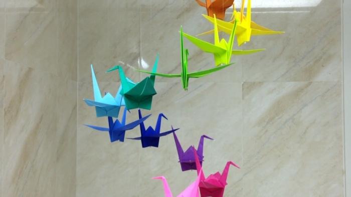 coloridos-variantes-origami-estilo