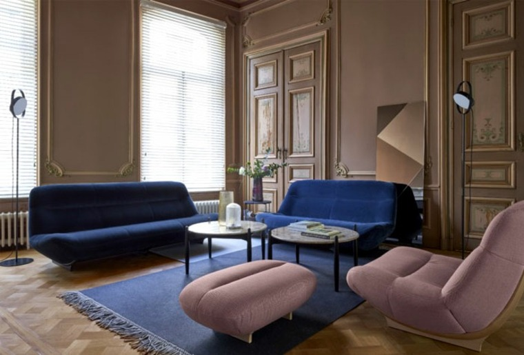 colores para decorar interiores