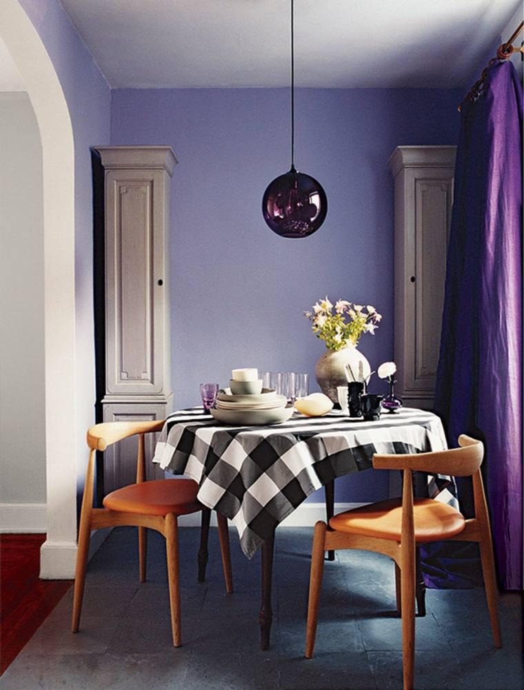 combinacion de colores de moda para interiores
