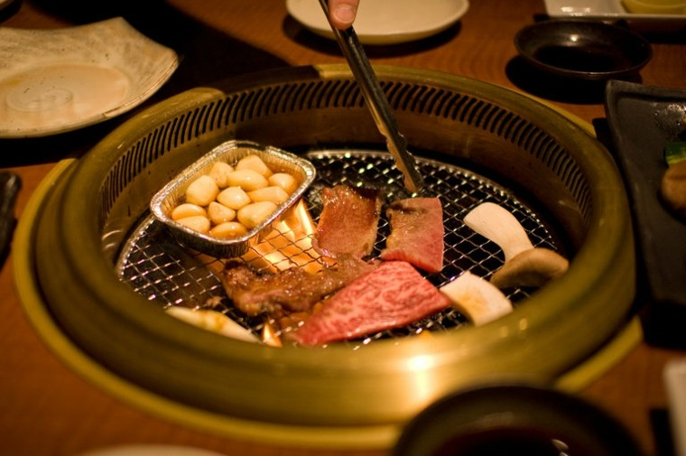 comida japonesa preparacion