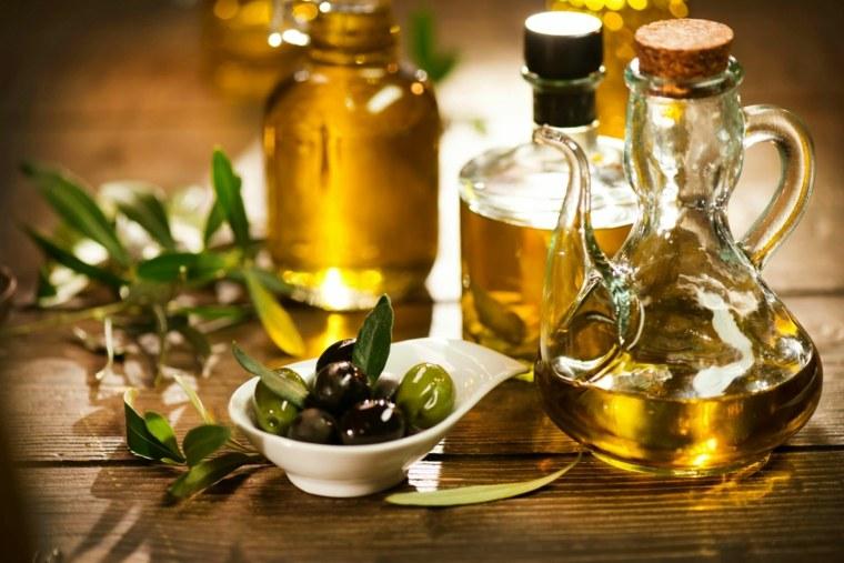 comidas rapidas y sanas-aceite-de-oliva