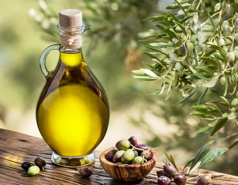 comidas saludables-aceite-de-oliva