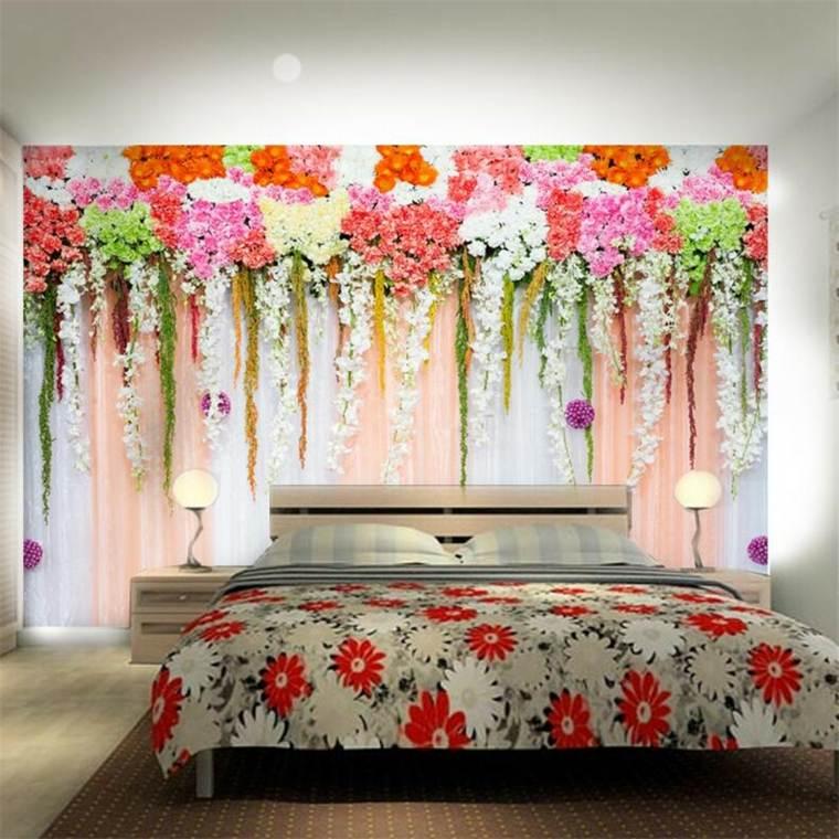 como decorar una habitacion-primavera