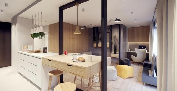 Como hacer divisiones para separar ambientes en tu hogar