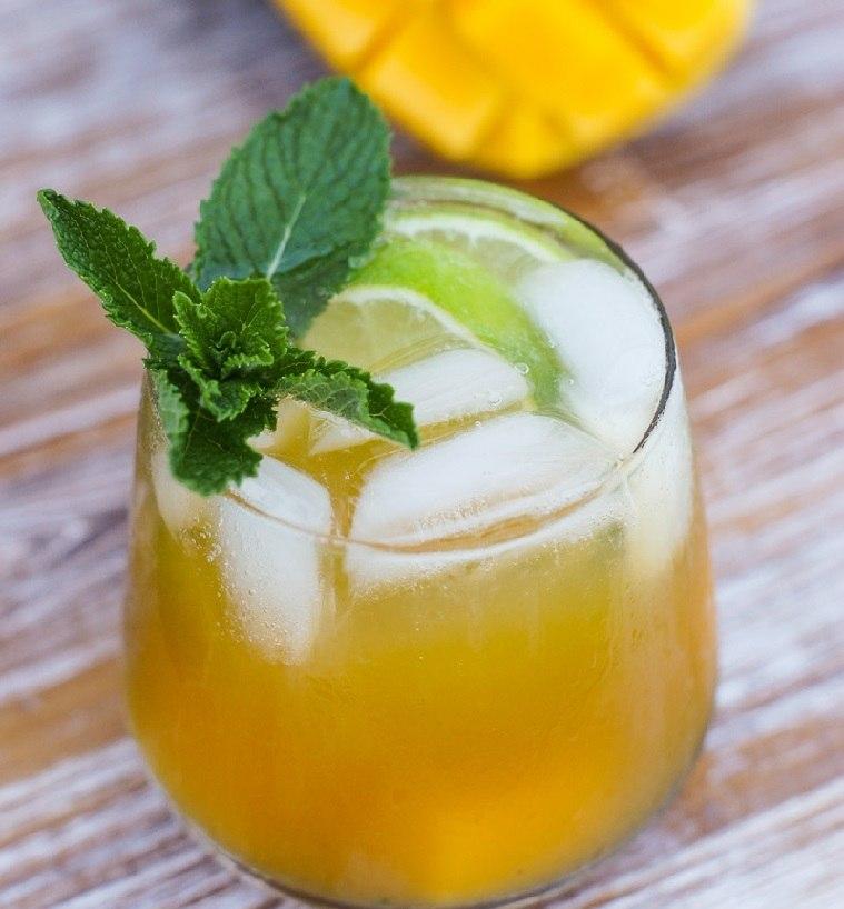 como-prepara-mojito-mango