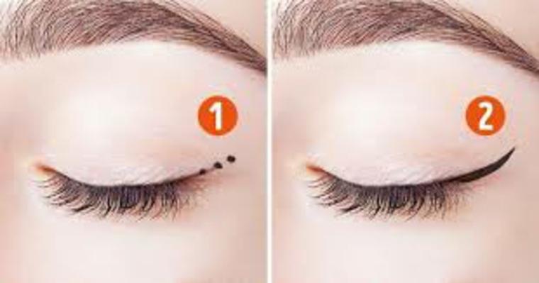 como usar eyeliner-facil-casa