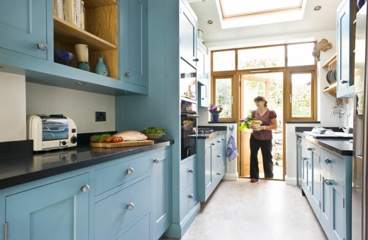 estupendos diseños de cocinas modernas
