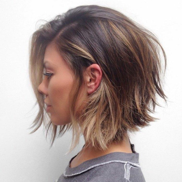 corte pelo estilo bob-mujeres