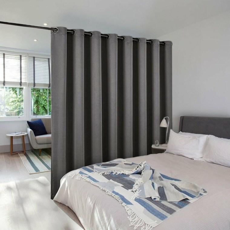 cortina-apartando-espacio-dormitorio