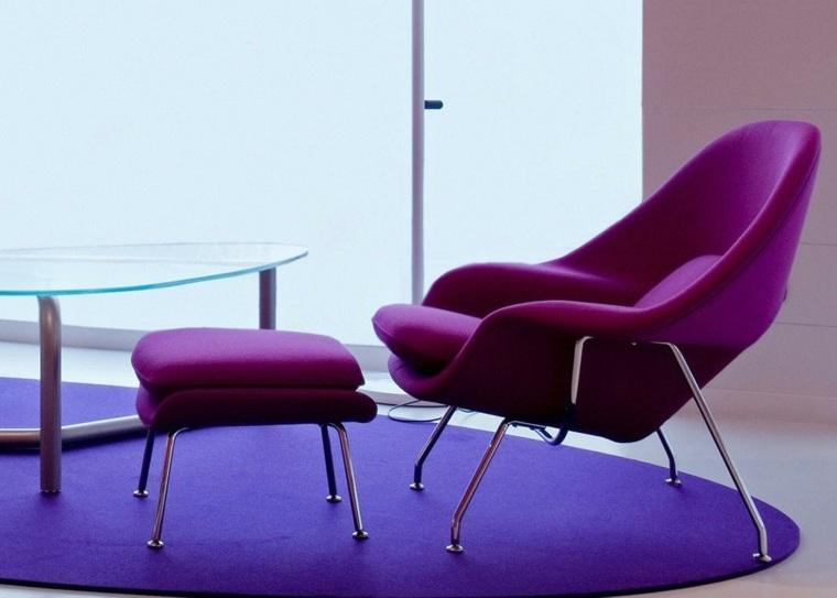de color violeta-ultravioleta-interior