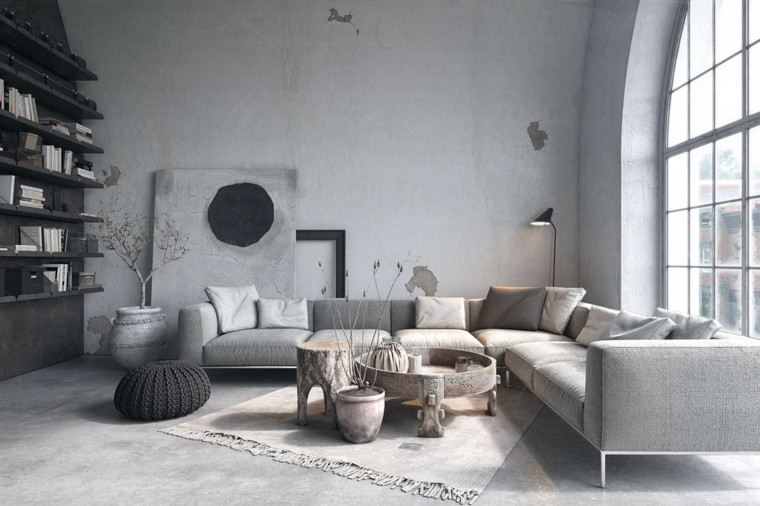 decoración de interiores salon