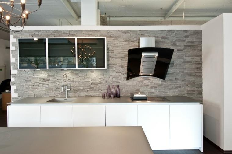 decoracion cocinas-modernas-piedras-salpicadero