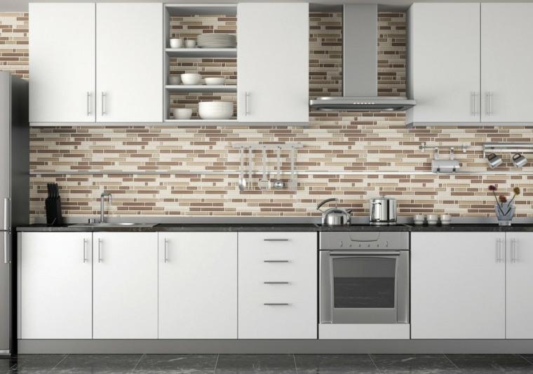 decoracion cocinas-modernas-salpicadero